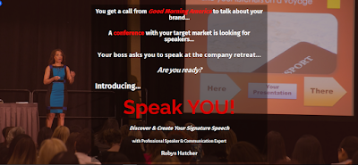 Speak You Image